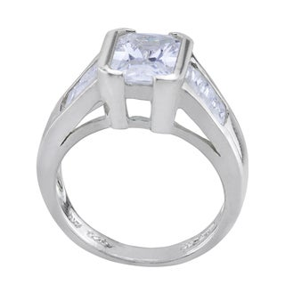 Haven Park Cathedral Cut Engagement Ring
