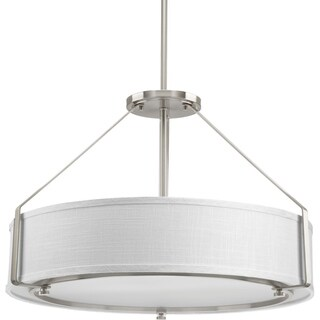 Progress Lighting P5015-09 Ratio Steel 4-light Pendant