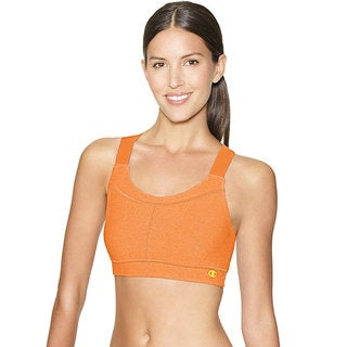 Champion Gym Fit Solid Color Sports Bra