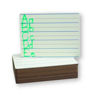 Flipside Lined 9-inch x 12-inch Dry-erase Board (Case of 24)