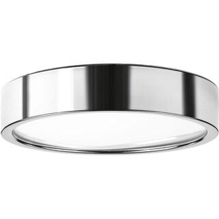 Progress Lighting P3632-1530K9 Portal Chrome Steel/Metal 1-light Flush Mount