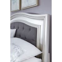 Signature Design by Ashley Coralayne Silver Panel Headboard