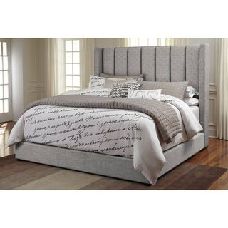 Signature Design by Ashley Kasidon Gray Bed