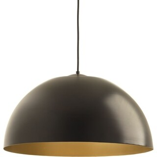 Progress Lighting P5342-2030K9 Dome 1-light Pendant