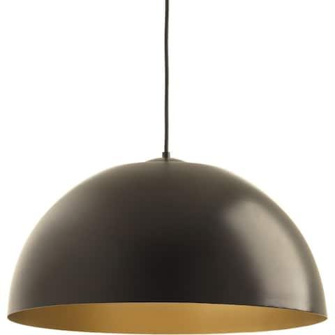 Progress Lighting P5342-2030K9 Dome 1-light Pendant - N/A