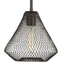 Progress Lighting P5338-20 Mesh 1-light Mini Pendant