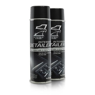 Eagle One Interior Detailer Aerosol 12-ounce Spray (Pack of 2)