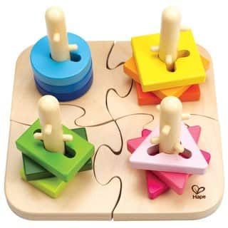 Hape 'Early Explorers' Creative Wooden Bamboo Peg Puzzle https://ak1.ostkcdn.com/images/products/12053131/P18923353.jpg?impolicy=medium