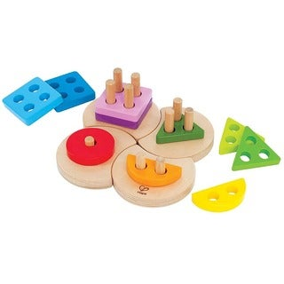 Hape Early Explorer Geometric Sorter Toy
