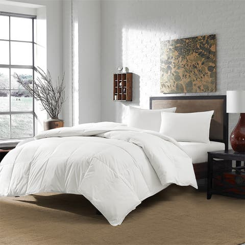 OSleep White Down Medium Warm Comforter