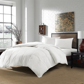 White Down Medium Weight Hotel Comforter