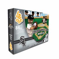 Chicago White Sox MLB 84 Piece Infield Set 2.0