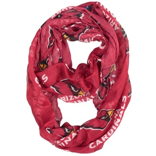 Arizona Cardinals NFL Sheer Infinity Scarf