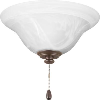 Progress Lighting P2660-20 AirPro 1-light LED Ceiling Fan Light Kit