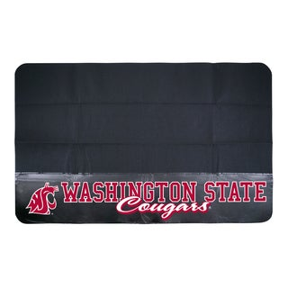Washintgon State Cougars 48 Inch BBQ Grill Mat