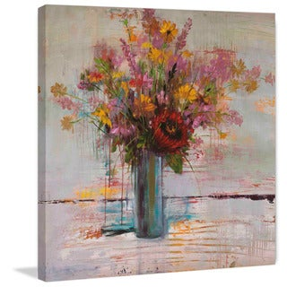 Marmont Hill 'Luminosity I' Painting Print on Wrapped Canvas