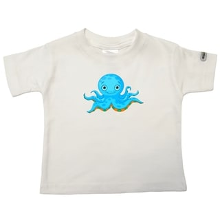 Infant Baby Octopus T-shirt