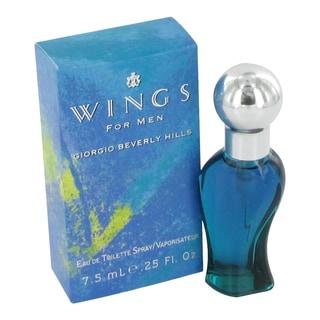Giorgio Beverly Hills Men's Wings 0.25-ounce Eau de Toilette Spray