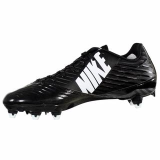 Nike Men's Vapor Speed Black/White Football Cleats
