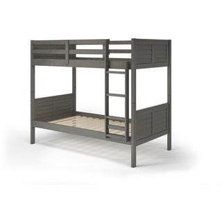 Manhattan Comfort Empire Solid Pine Wood Twin-size Bunk Bed