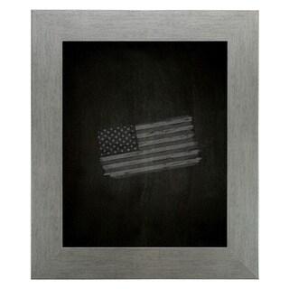 American Made Rayne Yukon Silver Blackboard/ Chalkboard