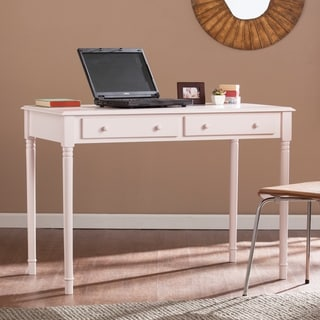 Harper Blvd Jefferson Pink 2-Drawer Writing Desk