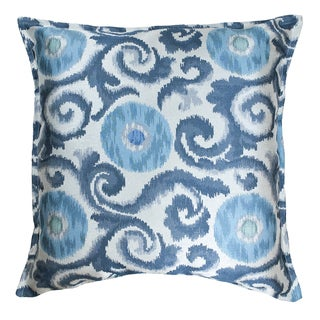 Sherry Kline Gajam 24-inch Indoor/Outdoo Decorative Pillow