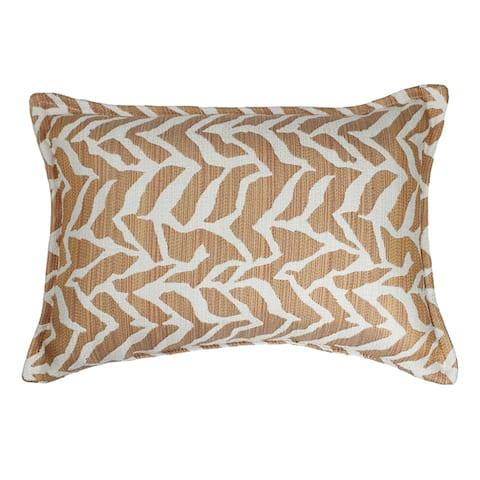 Sherry Kline Burke Boudoir Indoor/Outdoo Decorative Pillow (set of 2)