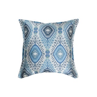 Sherry Kline Dharti 18-inch Indoor/Outdoo Decorative Pillow (Set of 2)