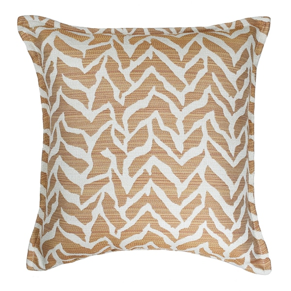 Sherry Kline Burke 18-inch Indoor/Outdoo Decorative Pillow (set of 2)