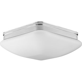 Progress Lighting P3992-15 Appeal 3-light Chrome Flush Mount