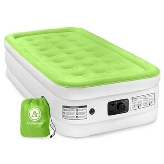 air comfort dream easy twin raised air mattress