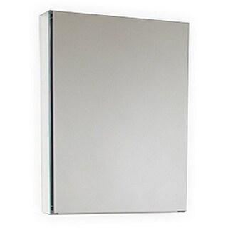 Tona 24-inch Mirrored Medine Cabinet with Soft-closing Door