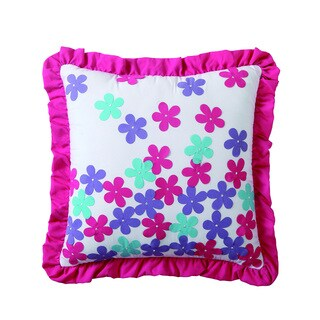 VCNY Amanda Applique Throw Pillow