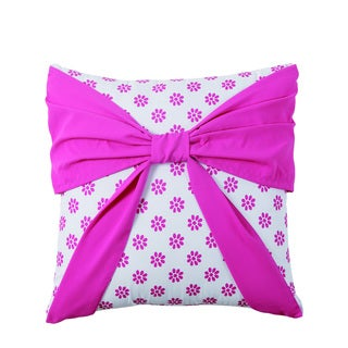 VCNY Amanda Bow Pillow