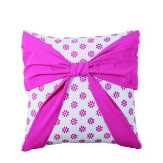 VCNY Amanda Bow Pillow