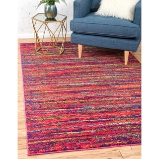 "Turkish Barcelona Beige/Blue/Gold/Green Polypropylene Rug (10'5"" x 16'4"")"