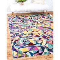 Unique Loom Gracia Barcelona Area Rug - 10' 6 x 16' 5