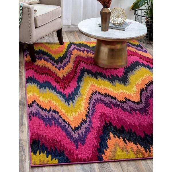 Unique Loom Andreu Barcelona Area Rug - 10' 6 x 16' 5