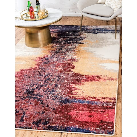 Unique Loom Soho Estrella Area Rug