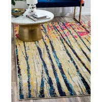 Unique Loom Ellis Estrella Area Rug - 7' x 10'