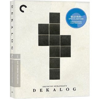 Dekalog Box Set (Blu-ray Disc)