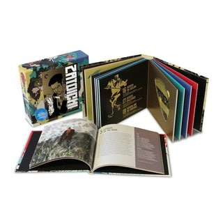 Zatoichi: The Blind Swordsman Box Set (Blu-ray Disc)