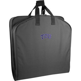 WallyBags Texas Christian Horned Frogs 40-inch Garment Bag