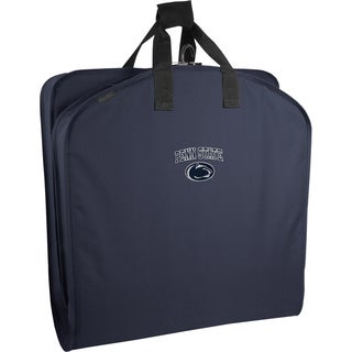 WallyBags Penn State Nittany Lions Navy Polyester 40-inch Garment Bag