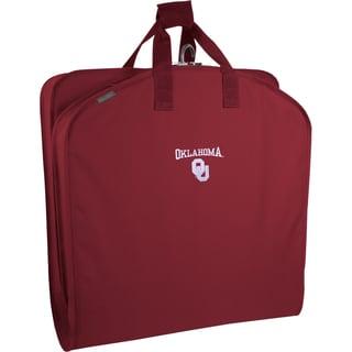 WallyBags Oklahoma Sooners 40-inch Garment Bag