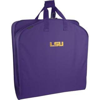 WallyBags LSU Tigers 40-inch Garment Bag
