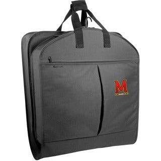 Wally Bags Maryland Terrapins 40-inch Travel Garment Bag with Pockets