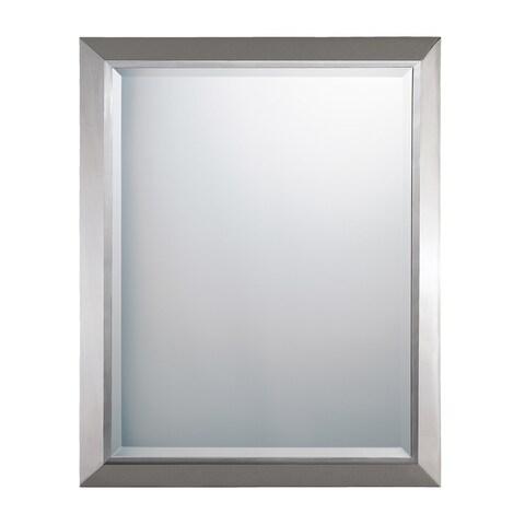 Kichler Lighting Transitional Chrome Wall Mirror - Silver - A/N