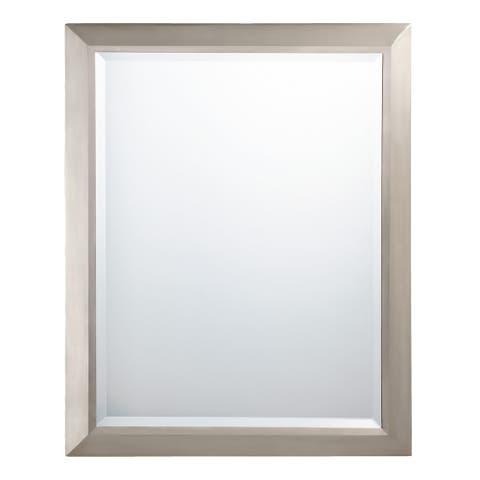 Kichler Lighting Transitional Brushed Nickel Wall Mirror - Brushed Nickel - A/N